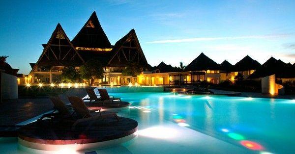 Essque Zalu Zanzibar Hotel in Zanzibar Tanzania - Pool