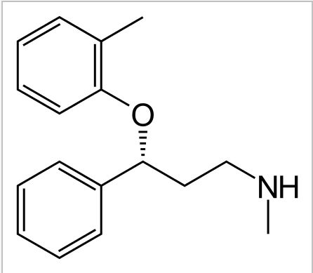 Atomoxetine - Tricyclic AntiDepressant