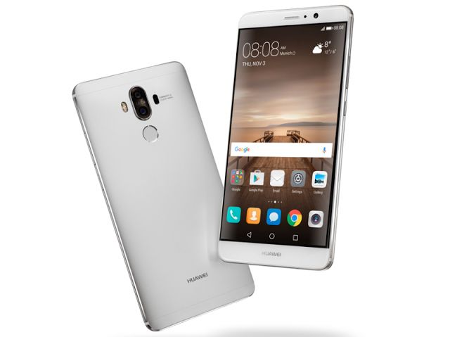 """ANDREA HARDWARE BLOG"" : Huawei Mate 9: Recensione"