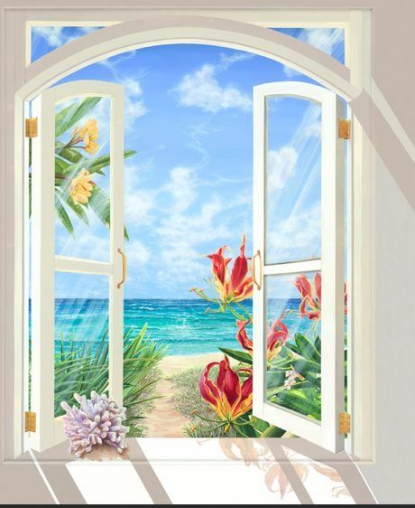 11 Best Paintings Looking Through A Window Images On