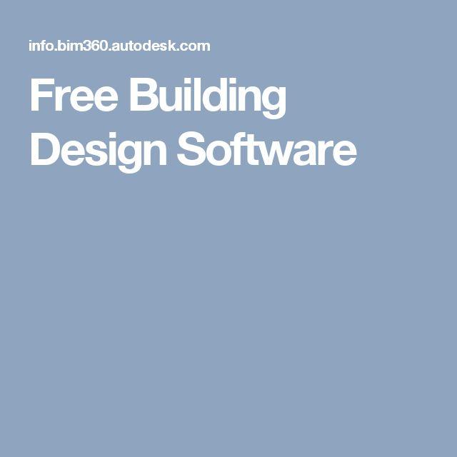 Free Building Design Software