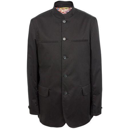 Black Lennon jacket by Pretty Green