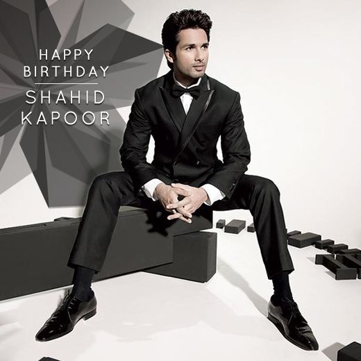 A very happy birthday to the heart throb of #Bollywood, Shahid Kapoor. #Vuhere the best kept secrets about him - http://bit.ly/shahid-revealed