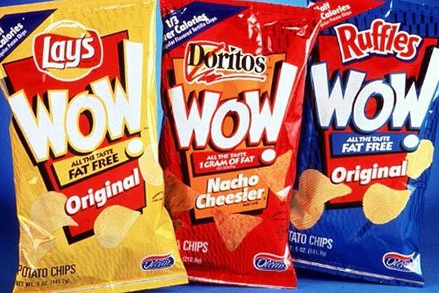 Frito Lay's WOW Chips