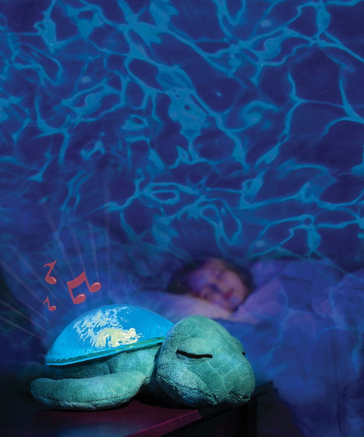 Cloud B          Turquoise Tranquil Turtle with Sight & Sound Effects