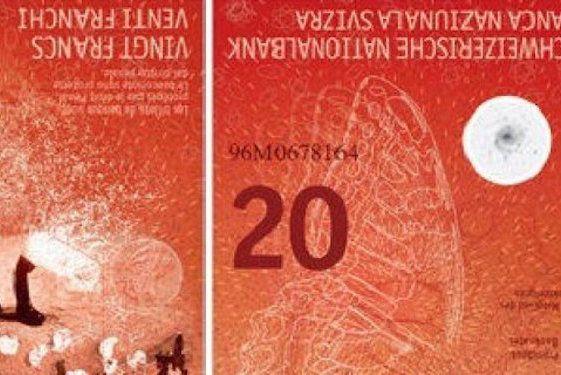 Combien coûte le nouveau billet de 20 francs suisses ?