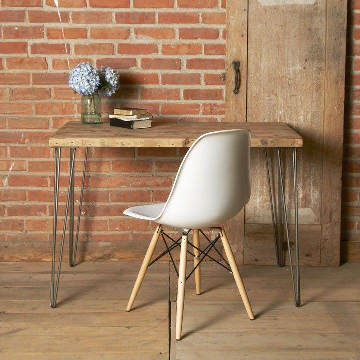 Urban Loft Reclaimed Wood Desk By Goods