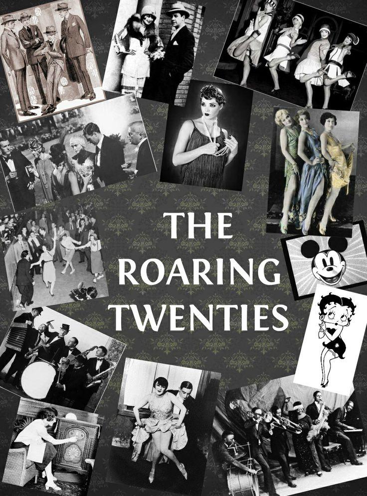 The roaring twenties the flapper
