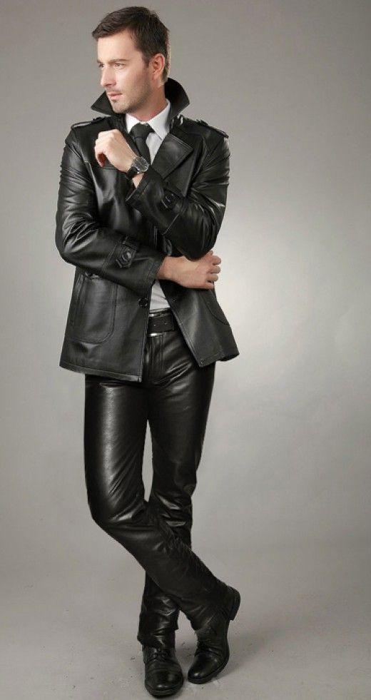Best Leather Pants for Men 2013