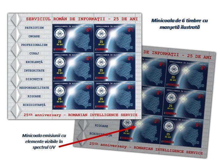 """Minicoala Emisiunii - """"Intelligence în slujba democrației: 25 de ani, Serviciul Român de Informații""""."""