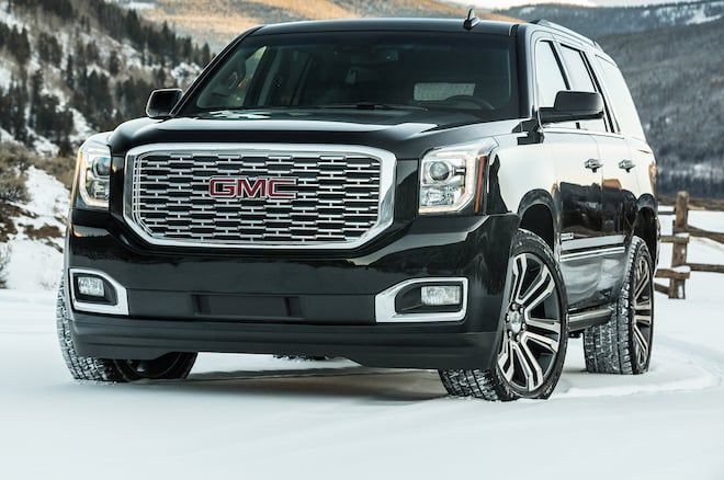 2018 Gmc Yukon Denali First Drive Review Shifting Gears Gmc