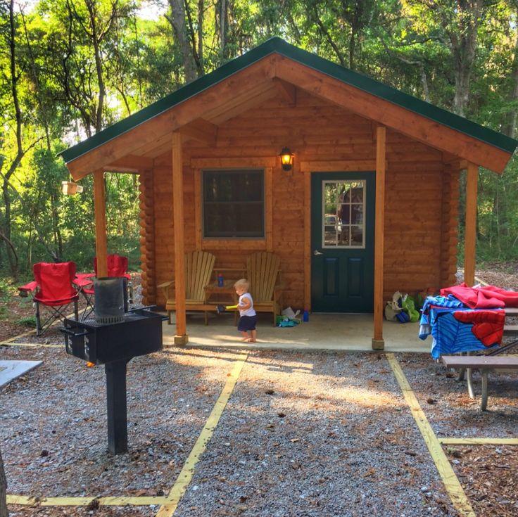 Carolina Beach State Park Cabin Camping Nc
