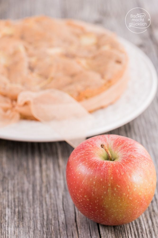 Apfelkuchen für Kleinkinder und Babys