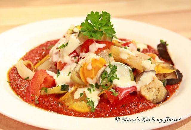 Manus Küchengeflüster: Varomagemüse türkische Art