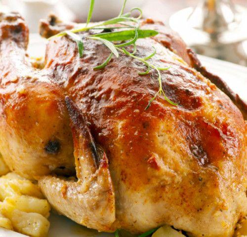 Slow Cooker Chicken Pot Roast - 4 Points+