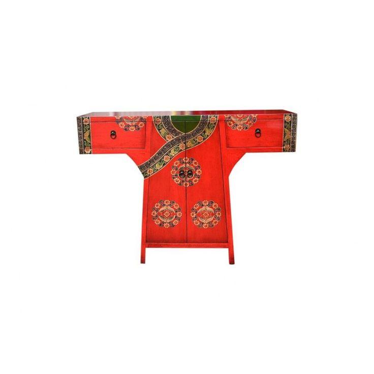 Chinese kimono kast