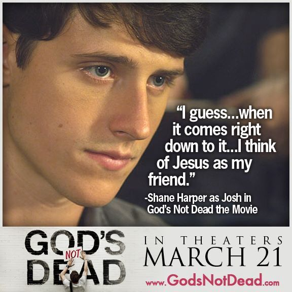 Mother Of God Movie Quote: God's NOT Dead Awesome Movie In Love The Story Line To It