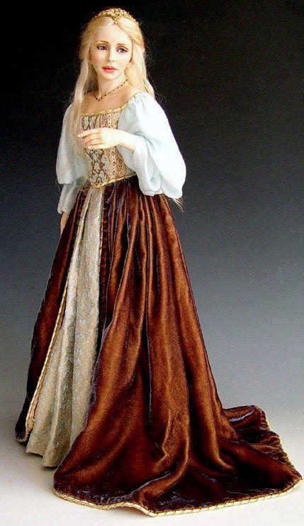 English Medieval Clothing | FANTASY & MEDIEVAL WONDERFULL FASHION