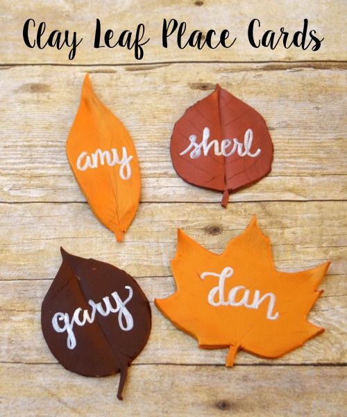92 best images about thanksgiving crafts diys for adults for Diy place card holders for thanksgiving