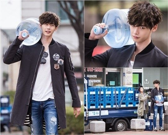 "Lee Jong Suk - ""Doctor Stranger""; I can't wait, like literally, I'm dying!"