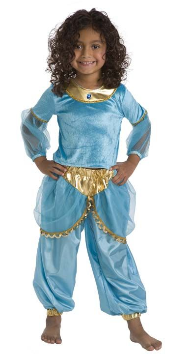 Arabian Princess. Princess Jasmine Costume ...  sc 1 st  Pinterest & The 23 best Belle u0026 Beauty and the Beast Costumes images on ...