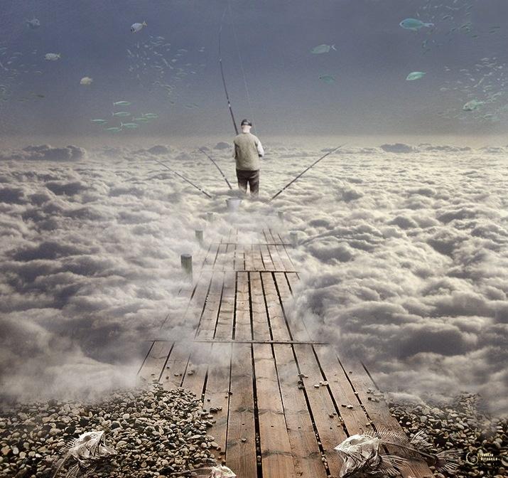 пинтерест на русском картинки фотоманипуляции вдохновение