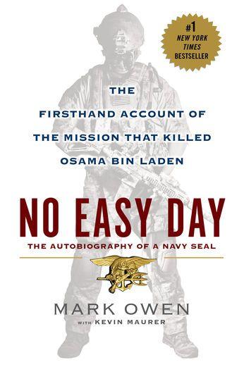 No Easy Day - Mark Owen & Kevin Maurer   Military  555348505: No Easy Day - Mark Owen & Kevin Maurer   Military  555348505 #Military