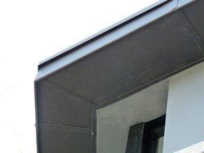 Couverture zinc