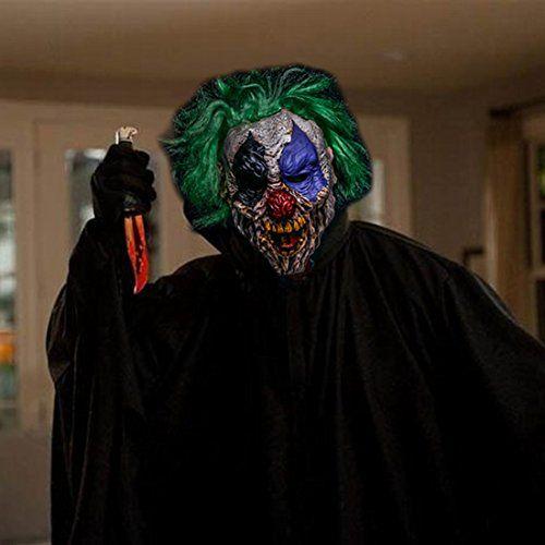 Scary Evil Clown Mask Zombie Mask Halloween Costume Cospl... https://www.amazon.com/dp/B01NBOZPXF/ref=cm_sw_r_pi_dp_x_HrDWzbRECZTE8