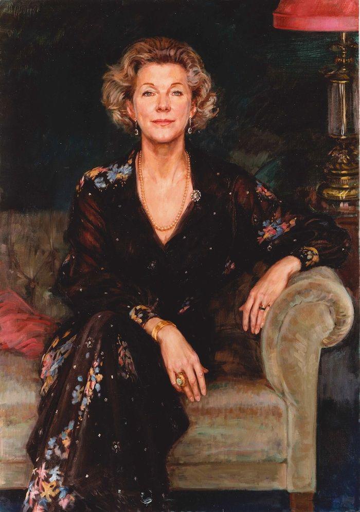 June Mendoza 'Nina Pockock-Viscountess Bearstead'