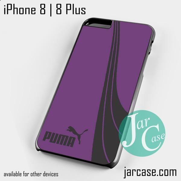 Purple Puma Phone Case For Iphone 8 8 Plus Iphone Cases Iphone 8 Cool Phone Cases
