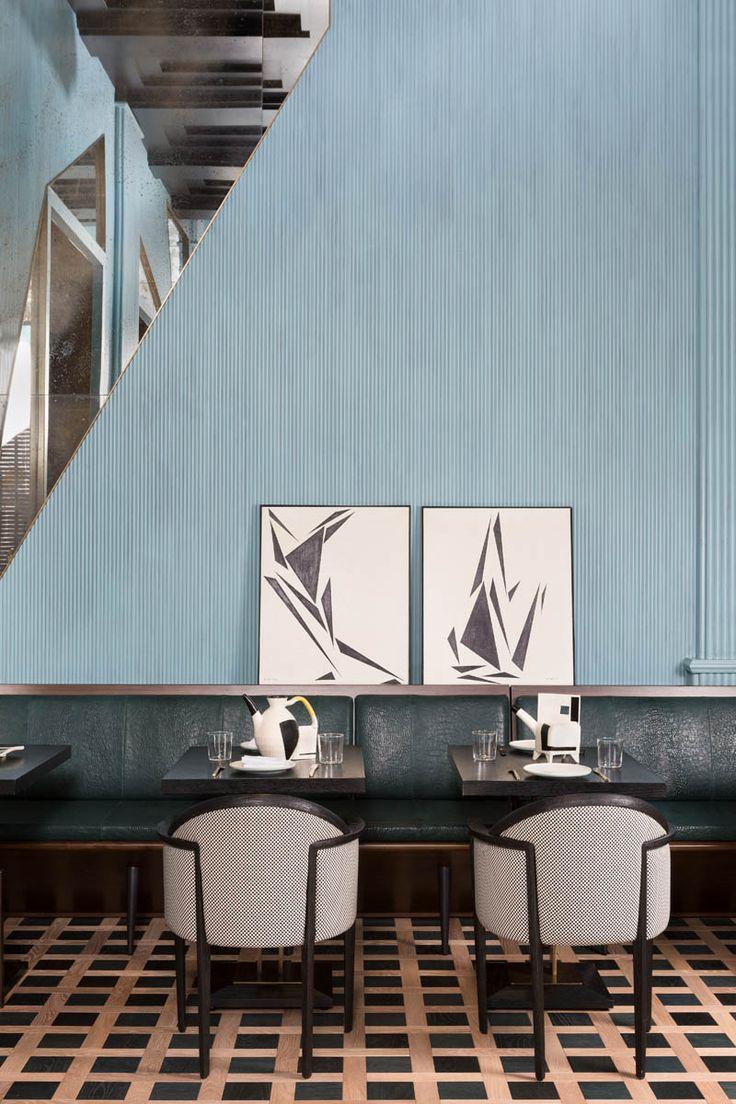199 best Well-Designed Bars & Restaurants images on Pinterest ...