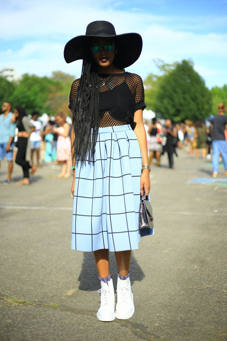 aagdolla: Afro Punk 2015 by aagdolla BGKI - the #1 website to view fashionable & stylish black girls shopBGKI today