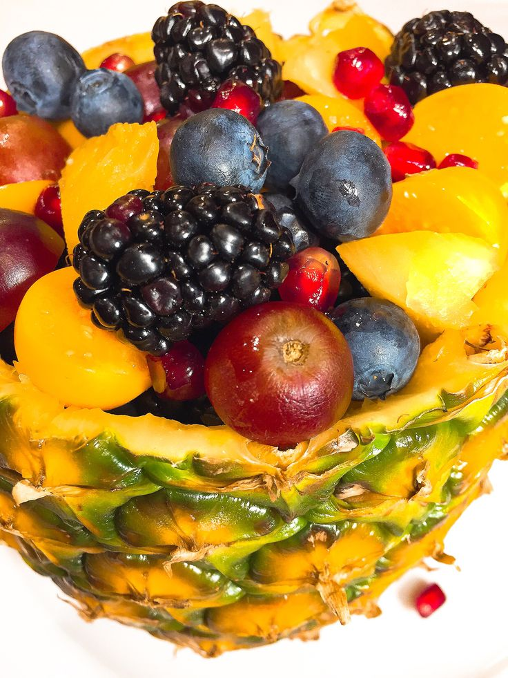 Pineapple Fruit Bowl! #healthy #energy #holistic #fruit #blueberries #detox #natural #skin #vitamins #weightloss #hydration #athlete #kids #mom #fun #eating #cleaneats #eatclean #vegetarian #vegan #whole30 #wholesome #recipes #easy #foodie #foodart #health #dance #love #laugh