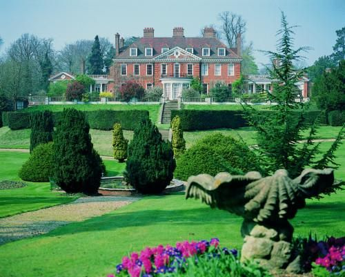 Hotel Hunton Park Kings Langley UK