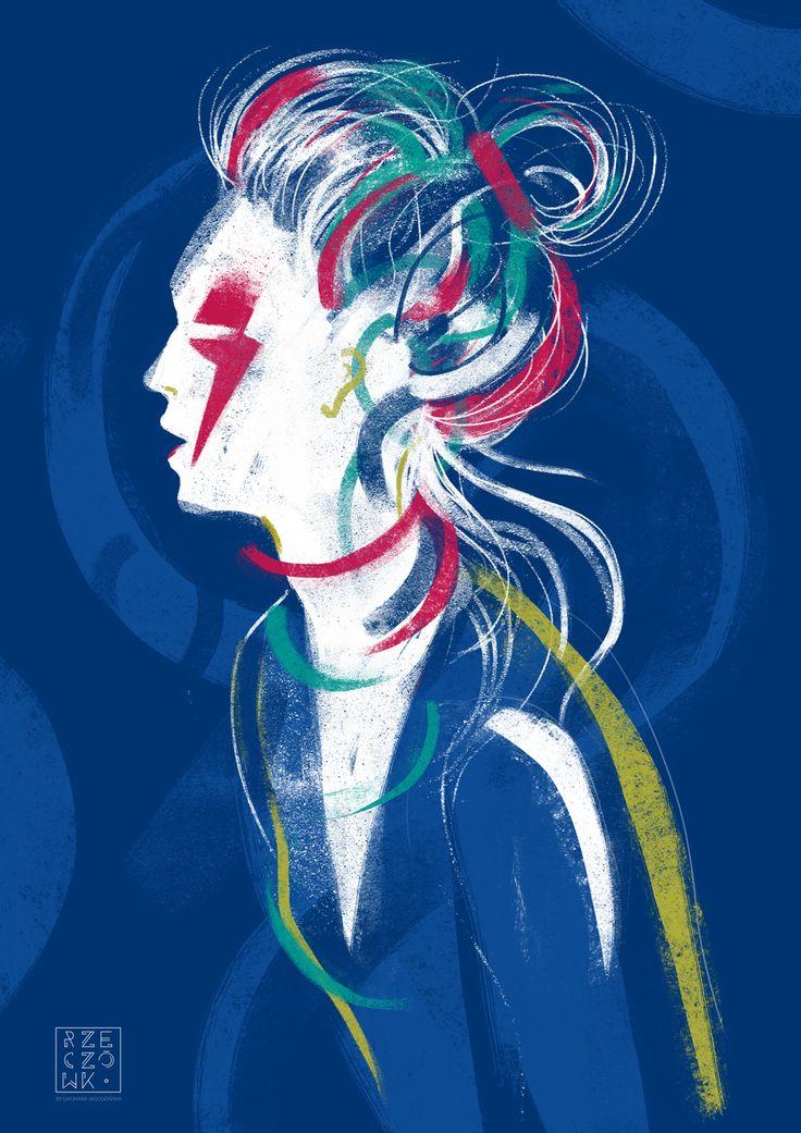 Dagmara Jagodzińska: natura i kobiecość w ilustracjach - PLN Design