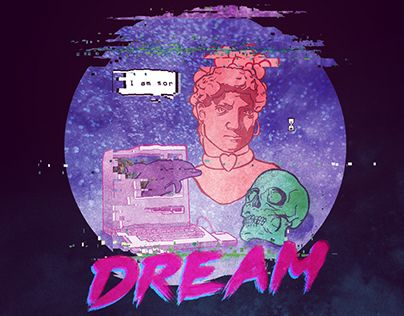 "Check out new work on my @Behance portfolio: ""Cyber dreams"" http://be.net/gallery/49095951/Cyber-dreams"