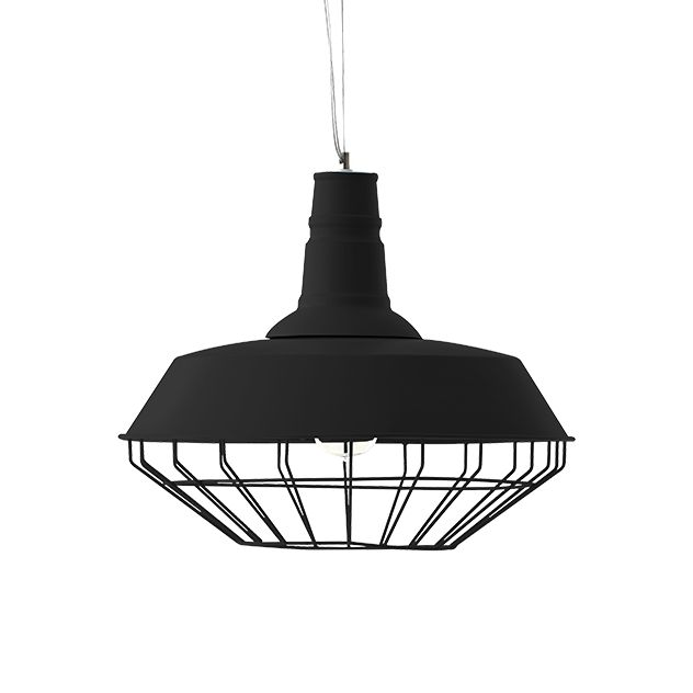 Workshop Pendant - Ceiling Lights - Lighting - Products - Blue Sun Tree £48 for the hallway and cox and cox ones in the living rooms?
