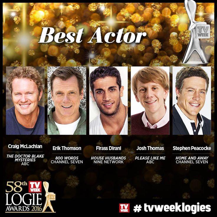 Full list of 2016 TV WEEK Logies nominees :: TV WEEK