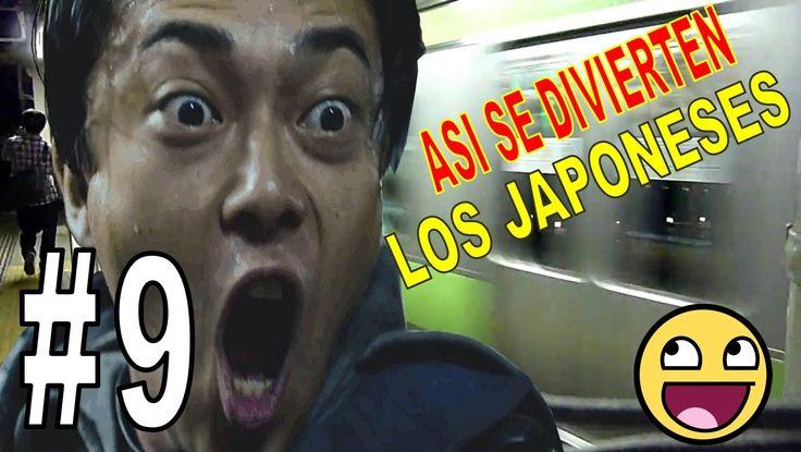 Así se divierten los Japoneses # 8/9 Los mejores Videos