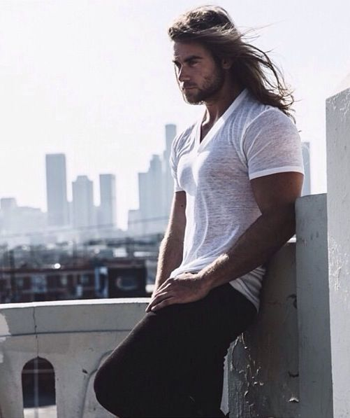 Brock O'Hurn. If u're not following him on IG, go do it NOW! He's effin' amazing and he posts some of the best inspirational material....not to mention HE'S FINE AS HELL lol #brockohurn #sexy