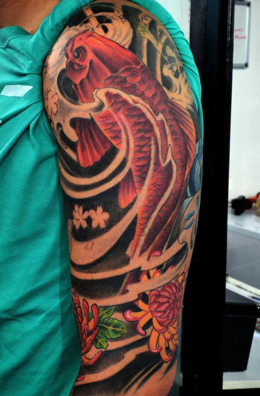 11 best Koi Tattoo images on Pinterest   Koi, Tattoo art and Art tattoos