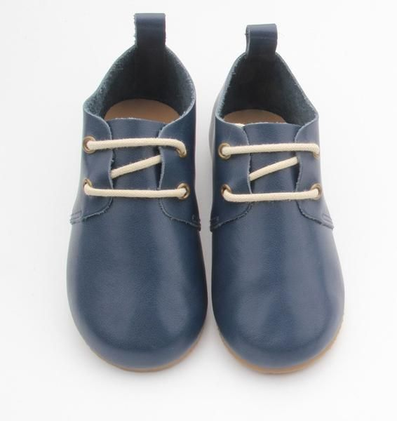 Baby Shoe - Lincoln Oxford Navy