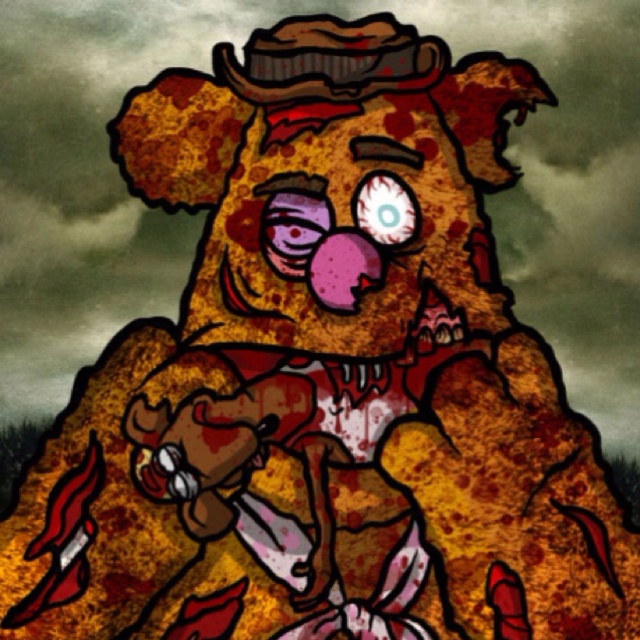 fozzy bear pic: