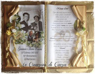 Infiniti auguri per questi anniversari dorati a...      Dino e Norina della provincia di Ancona      Franco e Annunziata della provincia ...