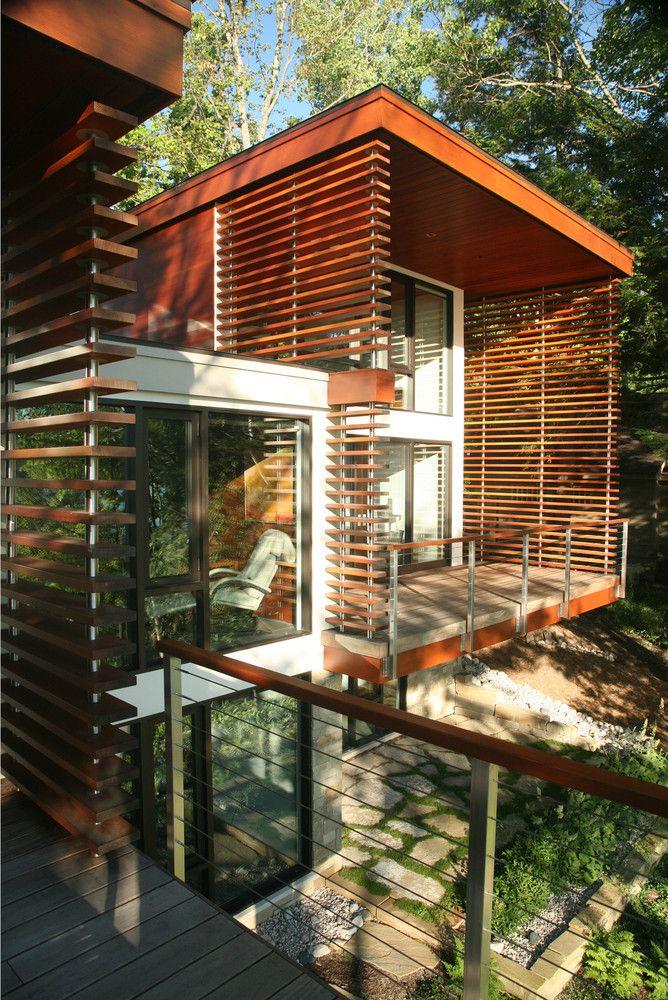 Galeria - Casa do Lago Walloon / DUDZIK Studios - 5