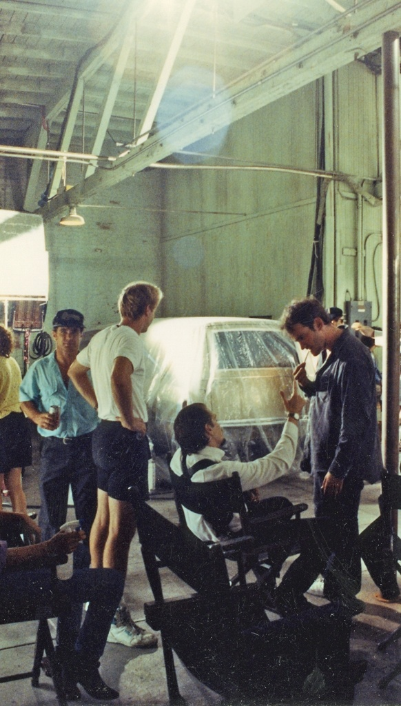Behind The Scenes Reservoir dogs