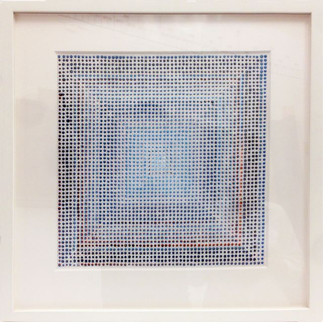 Gregory Hayes | Color Array: Untitled (OB) (2012), Available for Sale | Artsy