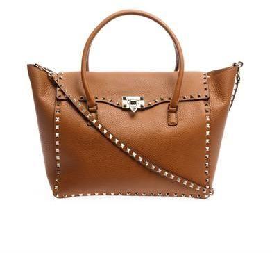 Valentino Rockstud shopper bag on shopstyle.co.uk