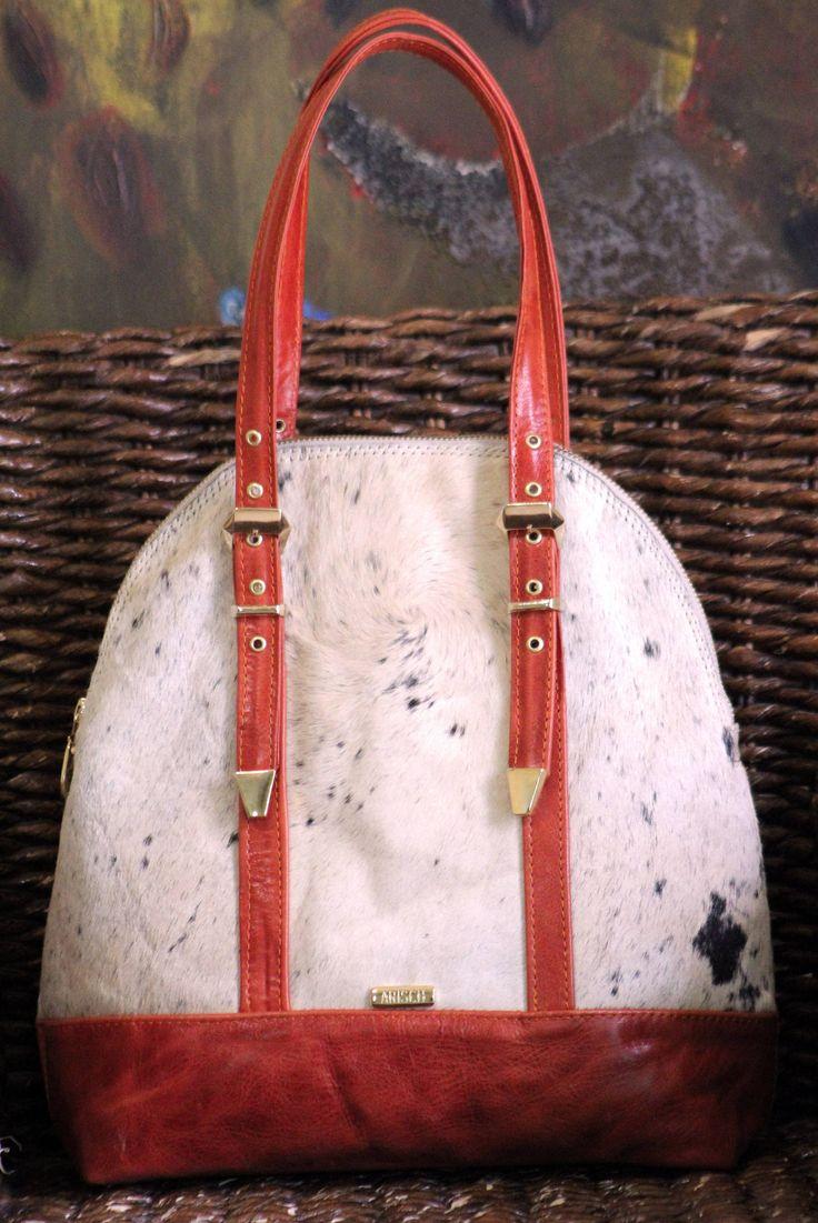 MARIA Bolsa en piel artesanal 100% Mexicana Marca ARISCH Marroquinería Mexicana ( Artesanal leather bag leathergoods) de ARISCHBAGS en Etsy